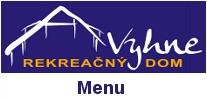 logo Rekreačný dom Vyhne