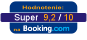 hodnotenie booking